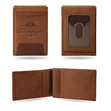 Red Sox 2018 World Series Champions Front Pocket Wallet