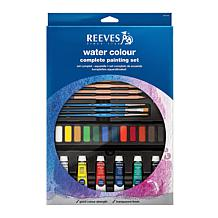 REEVES Water Color Complete Painting Set