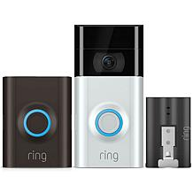 Ring Video Doorbell 2 with Extra Battery