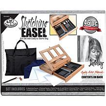Royal Langnickel Sketching Easel Kit with Storage Bag