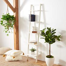 Safavieh Allaire 5-Tier Leaning Etagere