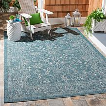"Safavieh Courtyard Owen 5'-3"" X 7'-7"" Indoor/Outdoor Rug"
