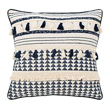"Safavieh Enya 16"" x 16"" Pillow"
