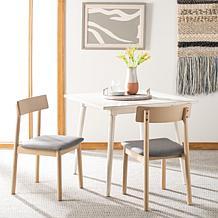 Safavieh Lizette Retro Dining Chair 2-pack