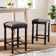 Safavieh Preston Counter Stool 2-pack