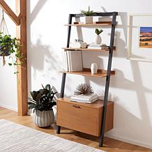 Safavieh Vlad 3-Shelf Single Door Etagere
