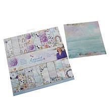 "Sara Signature Enchanted Dreams 12"" x 12"" Paper and Vellum Pads"