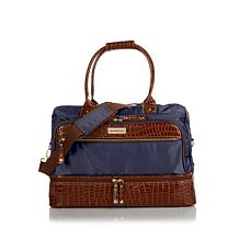 Sb Drop Bottom Weekender Bag Blkcml