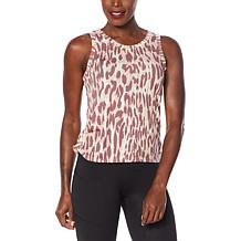 Shadow Sport Ruched Tank