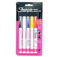 Sharpie Oil-Based Paint Markers Fine Set of 5
