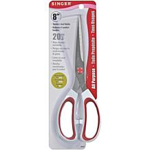 "Singer 8"" All-Purpose Household Scissors"