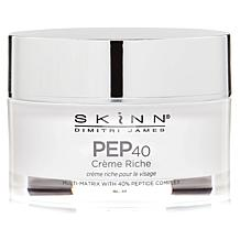 Skinn® Cosmetics PEP40 Riche Face Créme