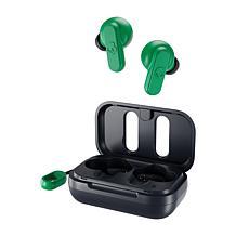 Skullcandy Dime True Wireless Earbuds - Dark Blue/Green