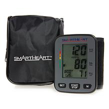 SmartHeart Premium Talking Blood Pressure Wrist Monitor
