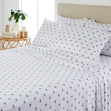 South Street Loft Microfiber Sheet Set with Extra Pillowcases