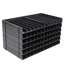 Spectrum Noir Stackable Marker Storage Trays 6-pack
