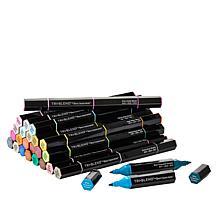Spectrum Noir Tri-Blend Marker 24-pack - Deep Blends