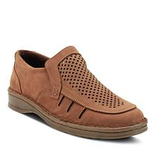 Spring Step Men's Apollo Perforated Leather Slip-On Loafer