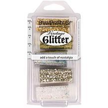 Stampendous 5-pack Treasures Frantage Glitter Kit