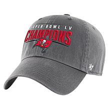 Super Bowl LV Champions Adjustable Clean Up Hat by '47 Brand