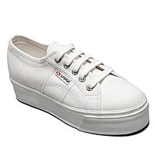 Superga Double Stack Lace-Up Sneaker