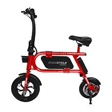 Swagcycle Envy Electric Bike Red