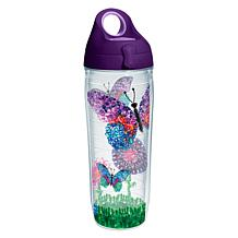 Tervis ACS Butterflies 24 oz. Water Bottle