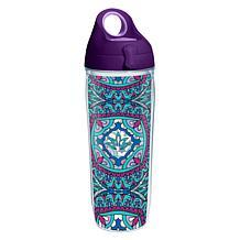 Tervis Kaleidoscope Yoga Lotus 24 oz. Water Bottle with