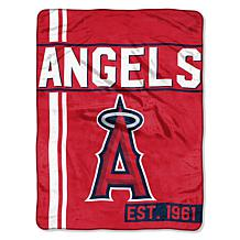 The Northwest Company Officially Licensed Angels Walk Off Micro Throw
