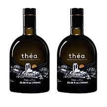 Thea 2-pack 25 oz. Greek Extra Virgin Olive Oil