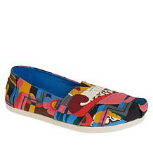 TOMS Alpargata CloudBound Liberty London Fabric Slip-On Shoe