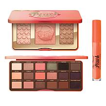 Too Faced Peaches & Dreams Set
