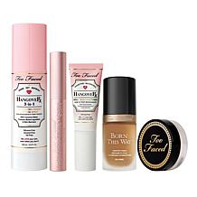 Too Faced Prime, Set and Perfect Butter Pecan Fresh Face in 5 Set