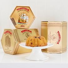 Tortuga 3-pack Golden Rum Cakes