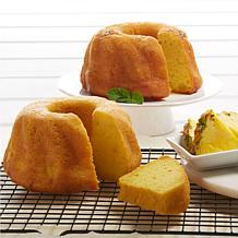 Tortuga Caribbean Rum Cake & Pineapple Rum Cake Duo