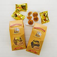 Tortuga Set of 2 Golden Rum Cake Bites