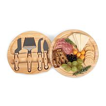 Toscana by Picnic Time Circo Cheese Board (Rubberwood)