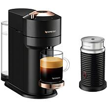 Vertuo Next Premium Coffee/Espresso Maker&Aeroccino3 Milk Frother, Blk
