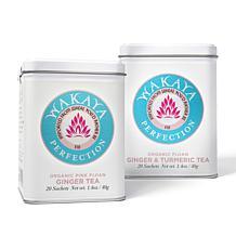 Wakaya Perfection 2-pack Organic Tea