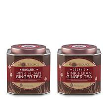 Wakaya Perfection Pink Fijian Ginger Tea 2-pack AS