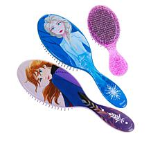 Wet Brush Disney Frozen 2 Sisters 3-piece Brush Set