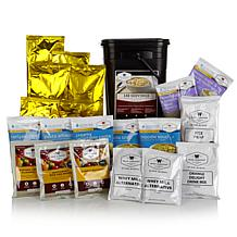 Wise Company Emergency Meals Kit with 148 Servings