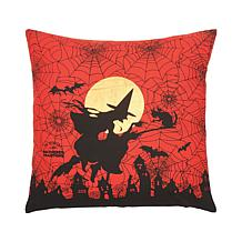 Witch Pillow by Gathered Traditions