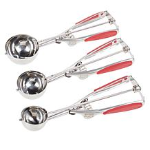 Wolfgang Puck 3-piece Multipurpose Scoop Set