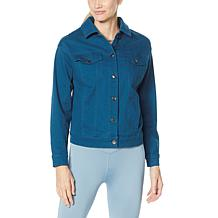 WVVY Colored Denim Jacket