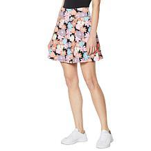 WVVYPower Pull-On Skater Skirt with Shorts