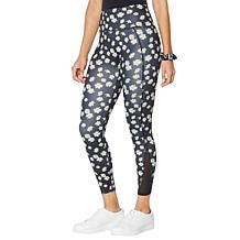 WVVYPower Seamed 7/8 Legging with Scrunchie