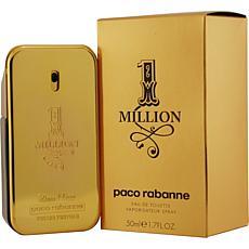 1 Million by Paco Rabanne EDT Spray for Men - 1.7 oz.