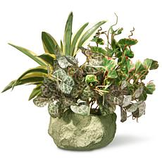 "10"" Artificial Potted Plant"