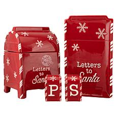 10 Strawberry Street Santa's Mail Set